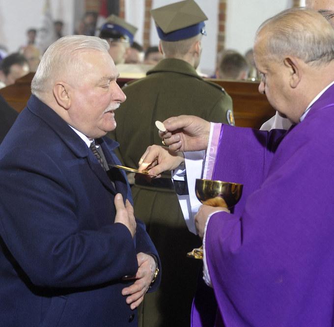 Lech Wałęsa /Jacek Kurnikowski /AKPA