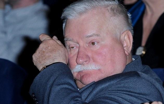 Lech Wałęsa /- /MWMedia