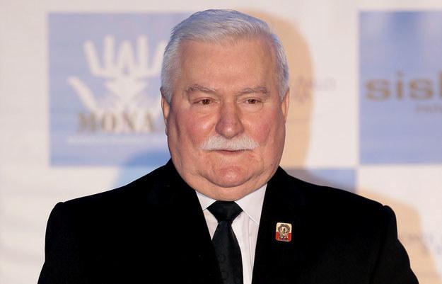 Lech Wałęsa. /AFP