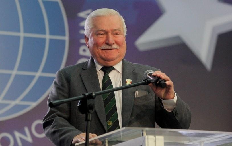 Lech Wałęsa /Grzegorz Momot /PAP