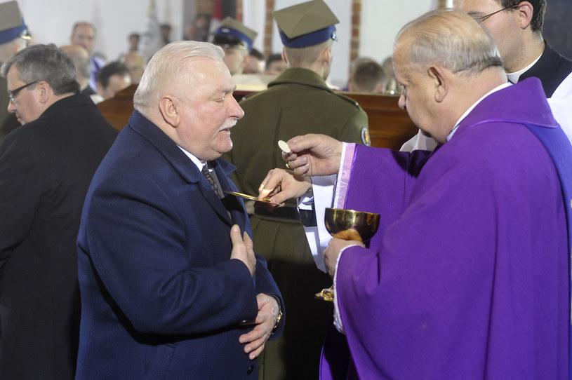 Lech Wałęsa /Kurnikowski /AKPA