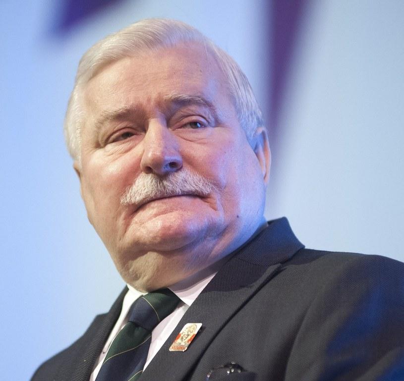 Lech Wałęsa /Wojciech Strozyk/REPORTER /Reporter