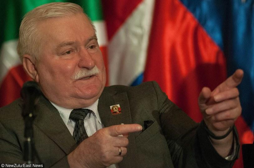 Lech Wałęsa /East News