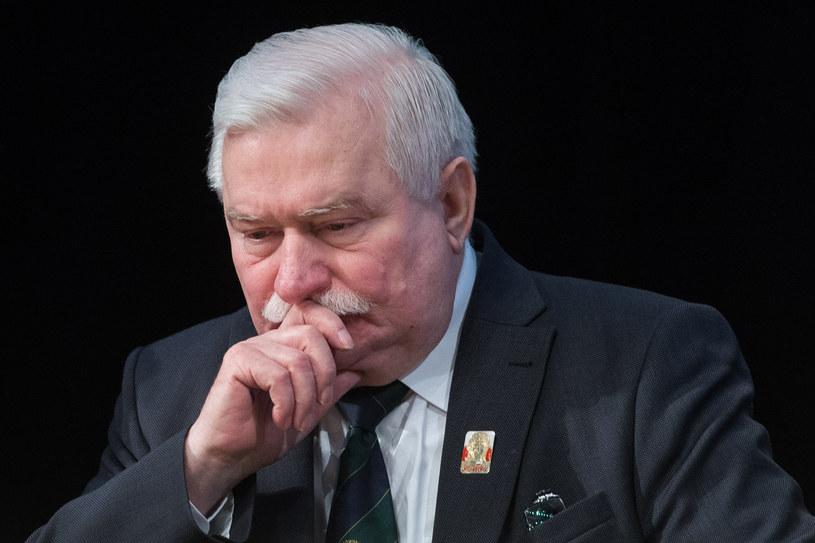 Lech Wałęsa /Lukasz Dejnarowicz /Agencja FORUM