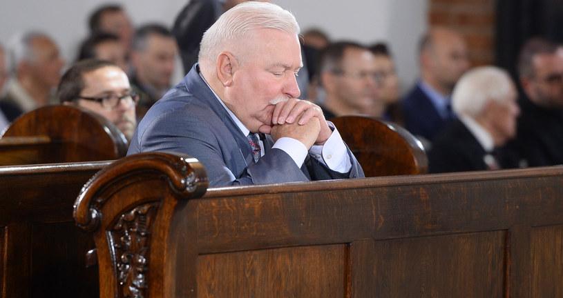 Lech Wałęsa /Jarosław Antoniak /MWMedia