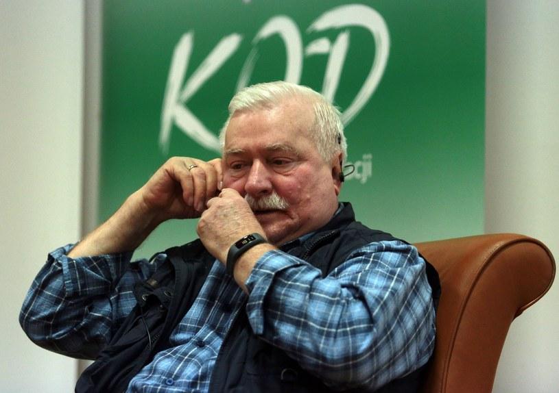 Lech Wałęsa /Piotr Mecik /East News