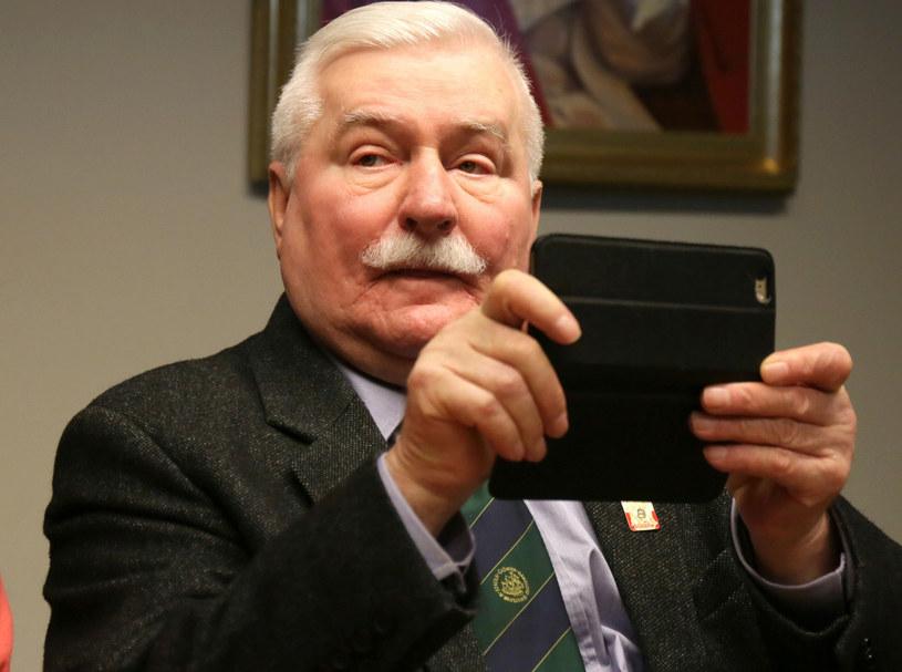 Lech Wałęsa /- /East News