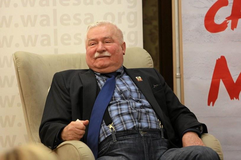 Lech Wałęsa /Fot. Marek Podmokły /