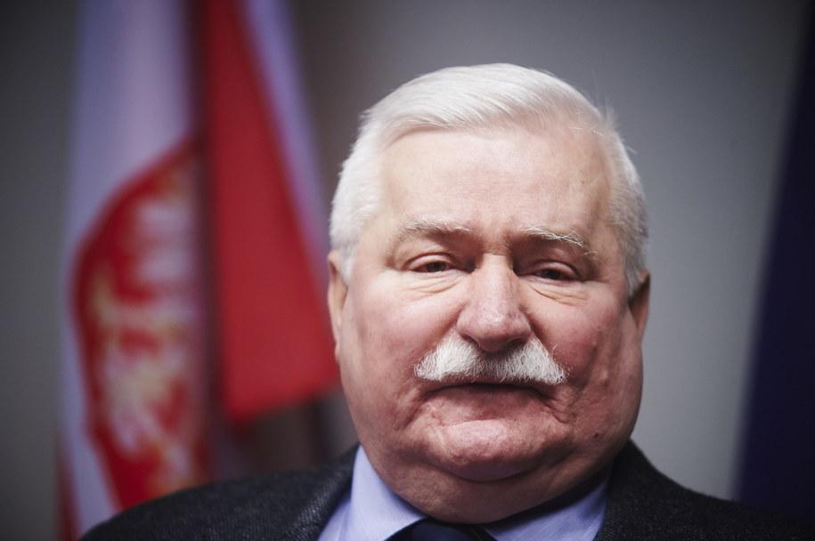 Lech Wałęsa /PAP/Dominik Kulaszewicz /PAP