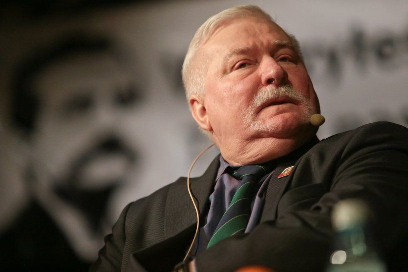Lech Wałęsa /Wojciech Jargiło /Reporter