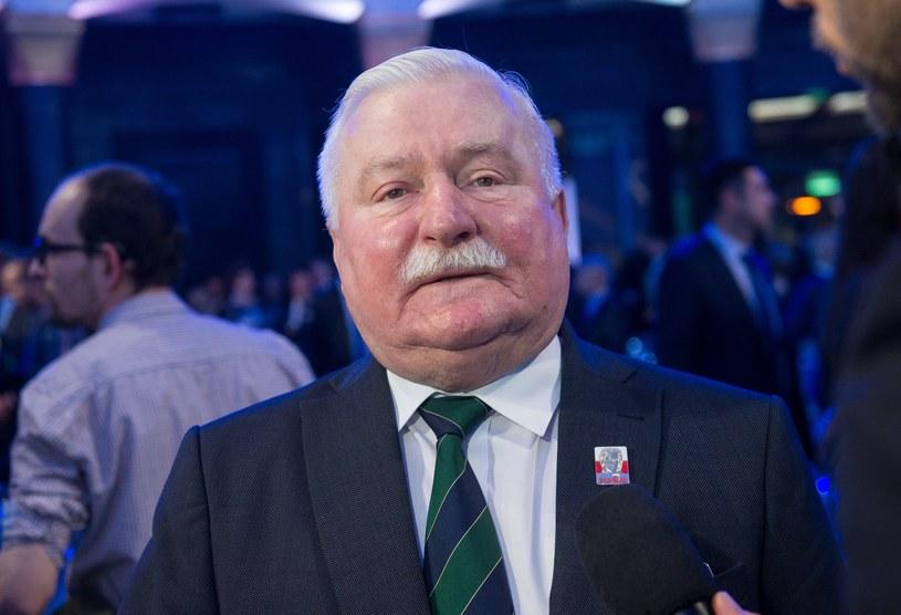 Lech Wałęsa /Bartosz Krupa /East News