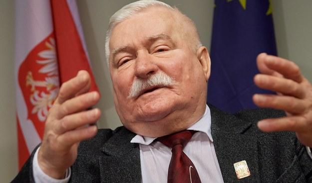 Lech Wałęsa /PAP/Adam Warżawa    /PAP