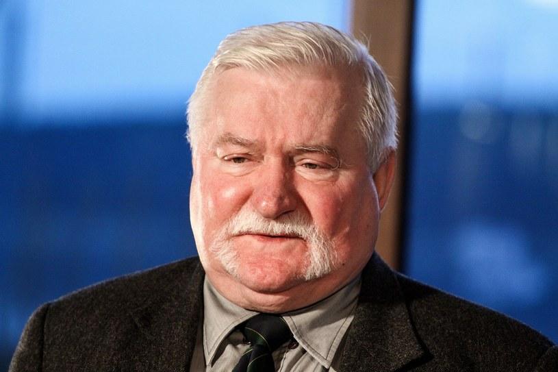 Lech Wałęsa /Artur Szczepański /East News