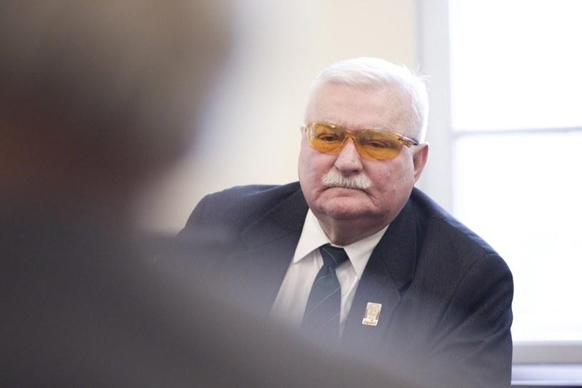 Lech Wałęsa /Krzysztof Mystkowski  /Reporter