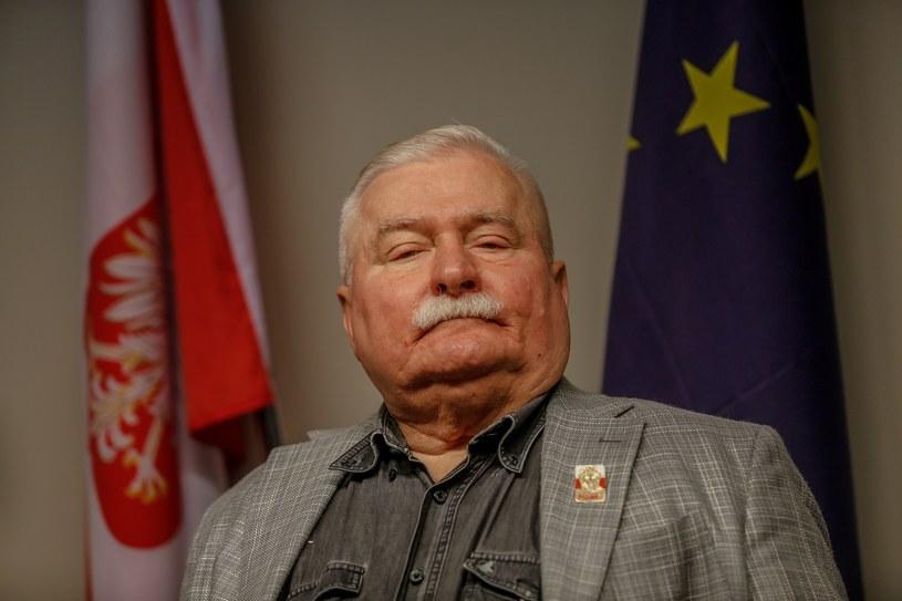 Lech Wałęsa /Karolina Misztal /Reporter