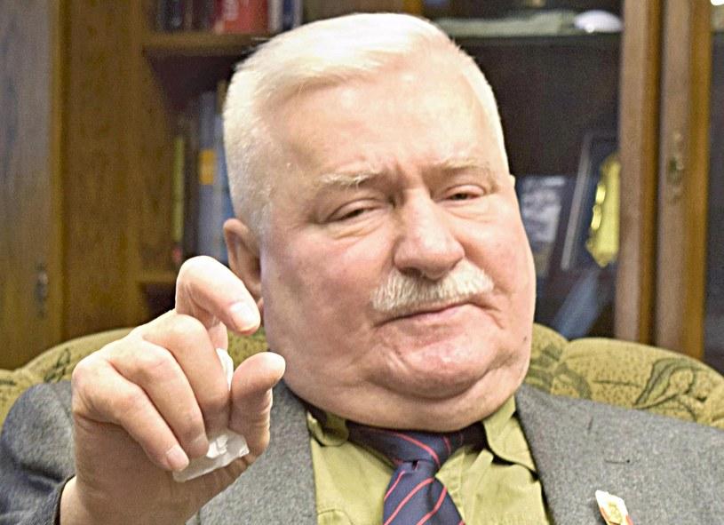 Lech Wałęsa /YOMIURI SHIMBUN /East News