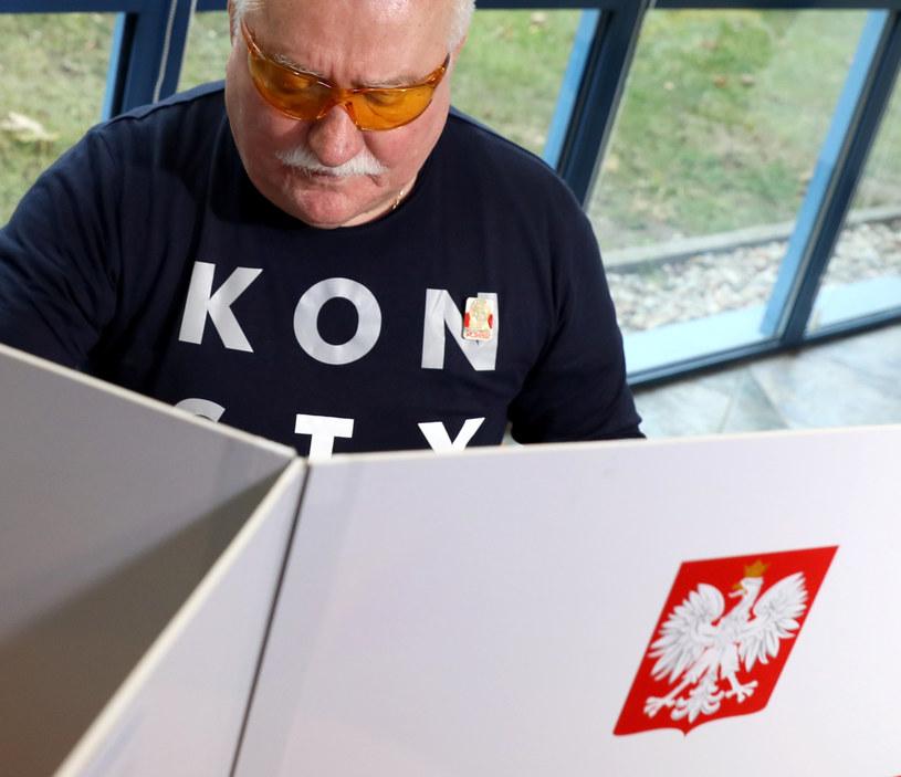 Lech Wałęsa /Piotr Molecki /East News