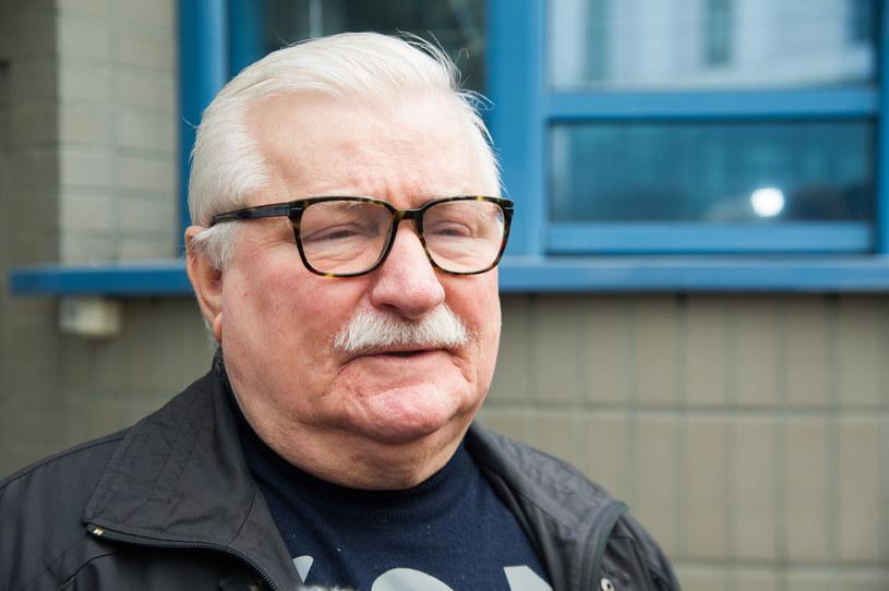 Lech Wałęsa /Fot. Wojciech Strozyk /Reporter