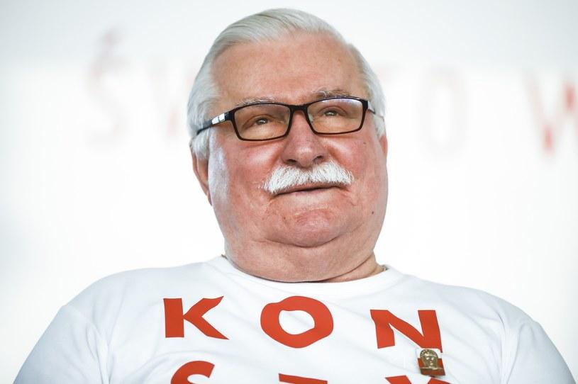 Lech Wałęsa /Beata Zawrzel /Reporter