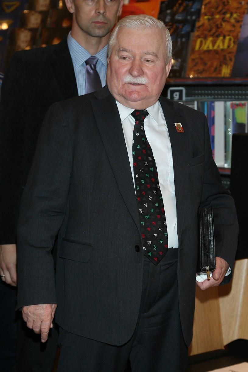 Lech Wałęsa /Pawel Wrzecion /MWMedia