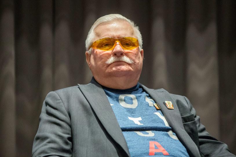 Lech Wałęsa /Agencja FORUM