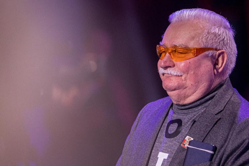Lech Wałęsa /Grzegorz Banaszak /Reporter