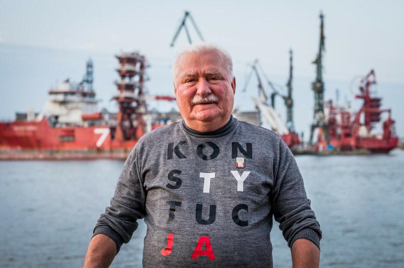 Lech Wałęsa /Marcin Bruniecki/ Reporter /Reporter