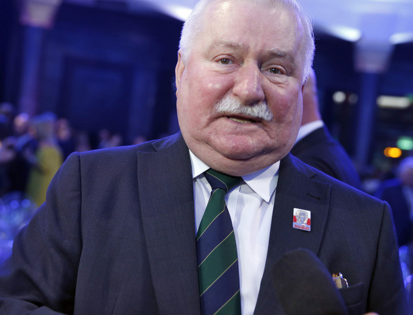 Lech Wałęsa /Podlewski /AKPA