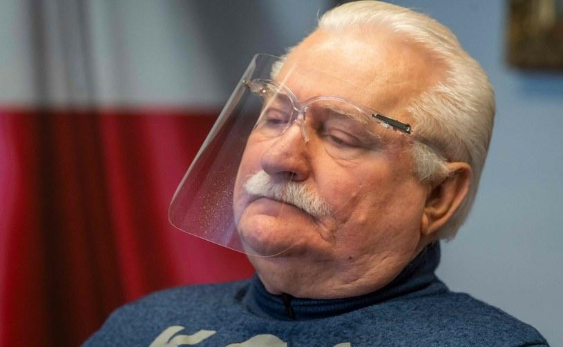Lech Wałęsa /WOJTEK RADWANSKI/AFP/East News /East News