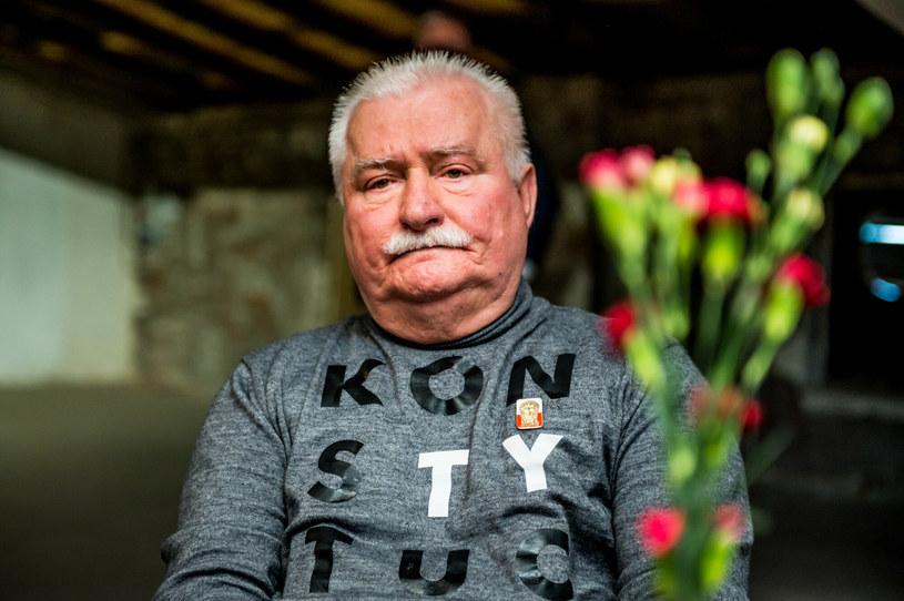 Lech Wałęsa /Marcin Bruniecki/ Reporter /East News