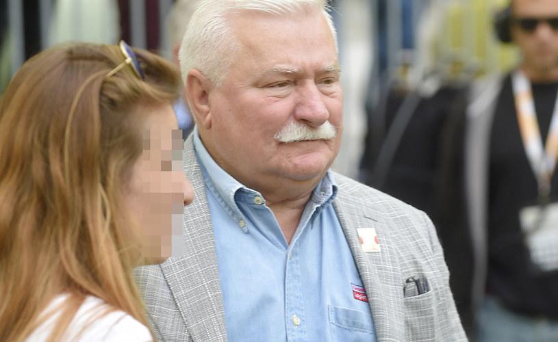 Lech Wałęsa /Kurnikowski