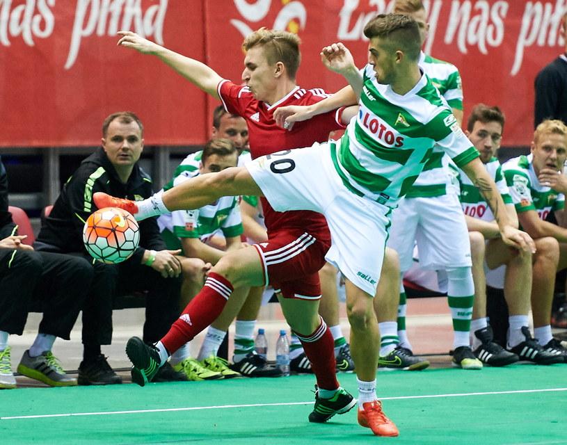 Lechia Gdańsk wygrała turniej /Adam Warżawa /PAP