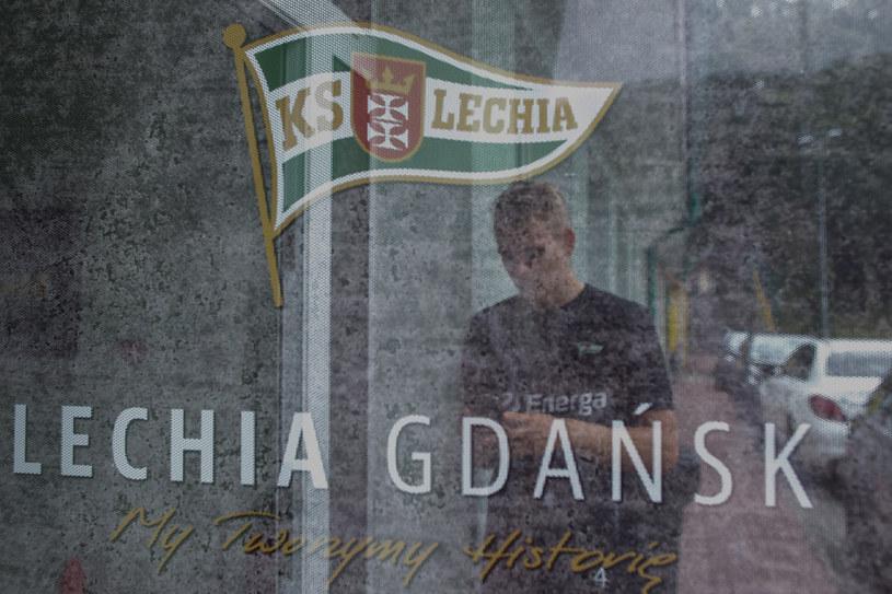 Lechia Gdańsk /GRZEGORZ RADTKE /Newspix