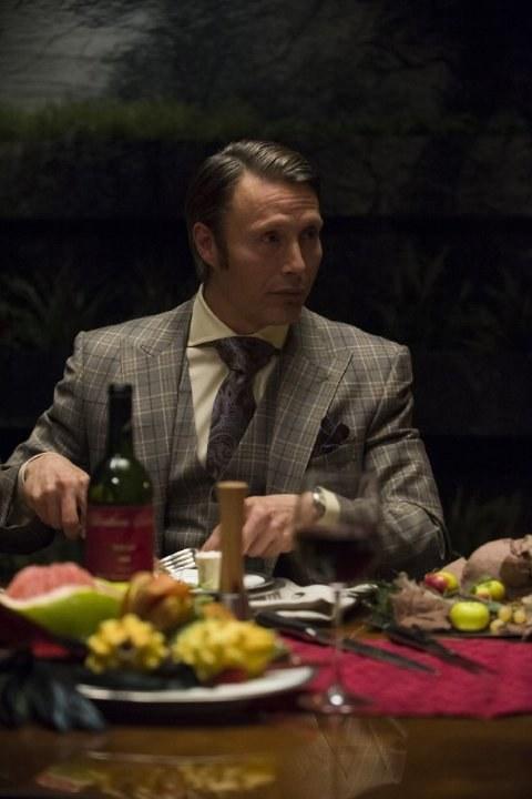 Lecter zastanawia się, jak daleko może posunąć się Graham. Wystawia go na próbę. /materiały prasowe