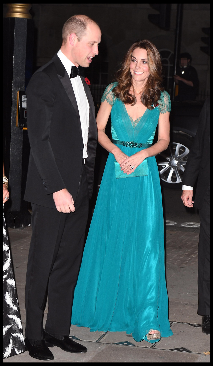 Lecz najnowszej zdjęcia księżnej raczej przeczą tym doniesieniem /Andrew Parsons / i-Images /East News