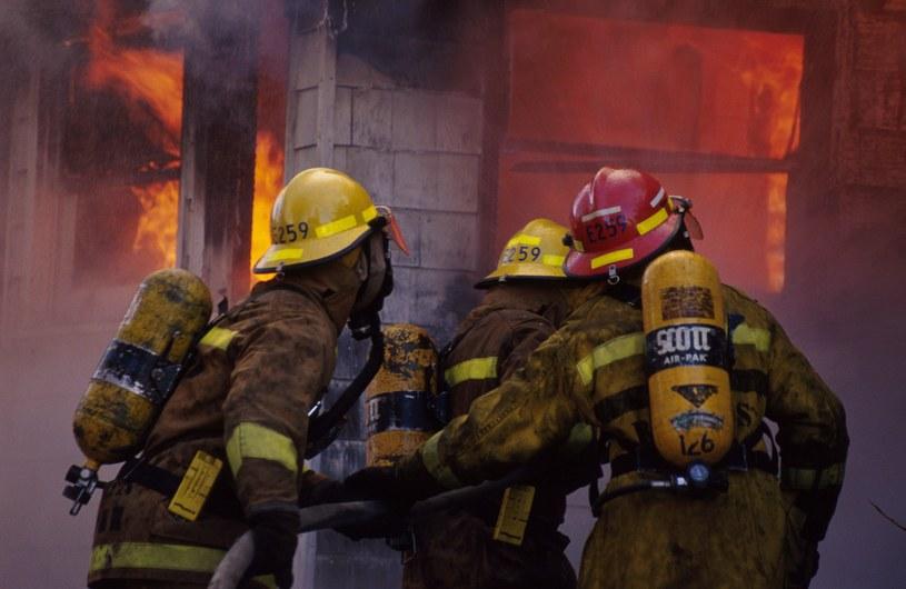 Leczenie osób uratowanych z pożarów wkrótce będzie łatwiejsze? /© Glowimages