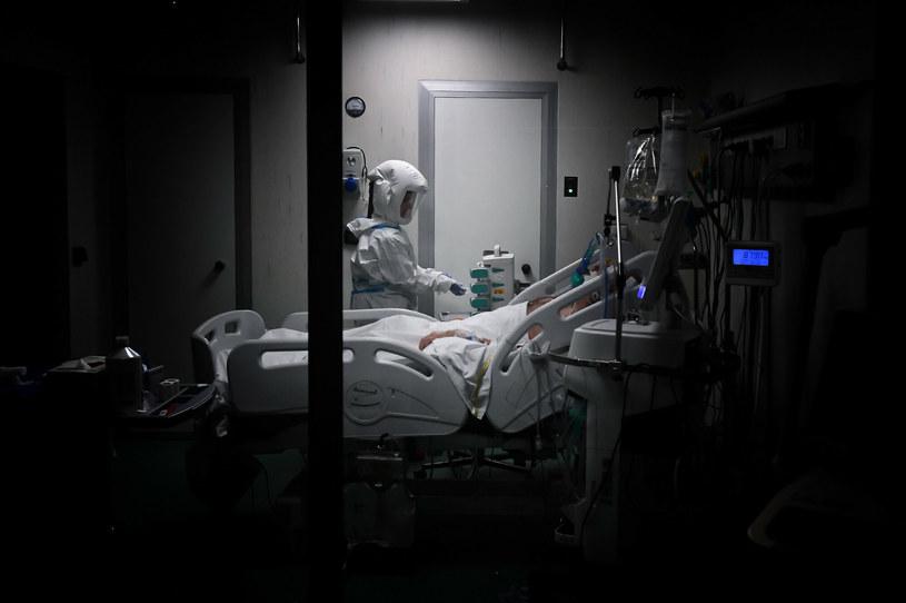 Leczenie w szpitalu Spallanzani - zdjęcie ilustracyjne /IPA / SplashNews.com/East News /East News