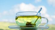 Lecznicza zielona herbata