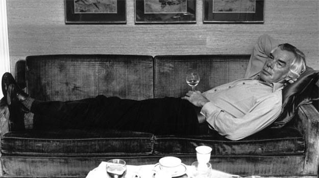 Lee Marvin często obsadzany był w rolach twardzieli i czarnych charakterów - fot. McCarthy /Getty Images/Flash Press Media