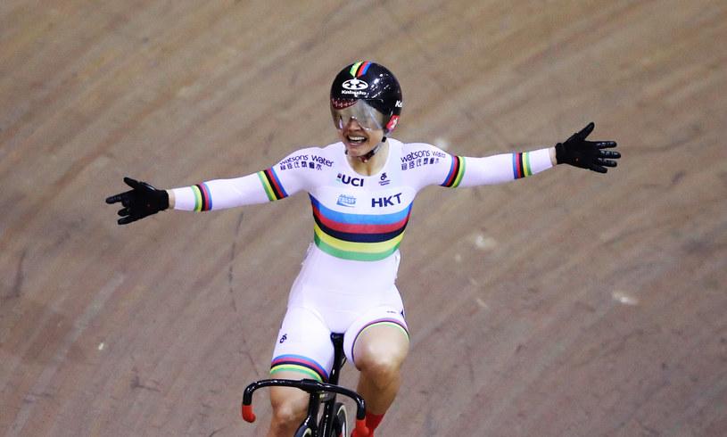 Lee Wai Sze wygrała w sprincie /Getty Images