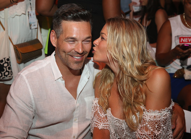 LeeAnn Rimes i Eddie Cibrian /Getty Images