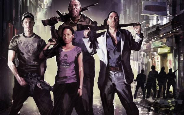 Left 4 Dead 2 - motyw graficzny /Informacja prasowa