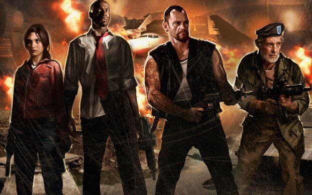 Left 4 Dead 2 - motyw graficzny /