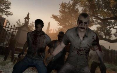Left for Dead 2 - motyw z gry /Informacja prasowa