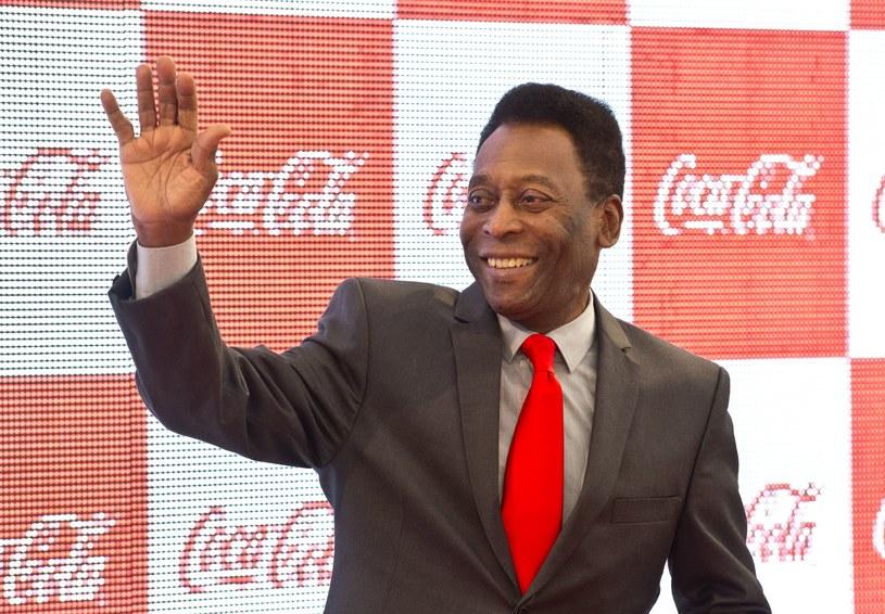 Legenda futbolu Pele /AFP