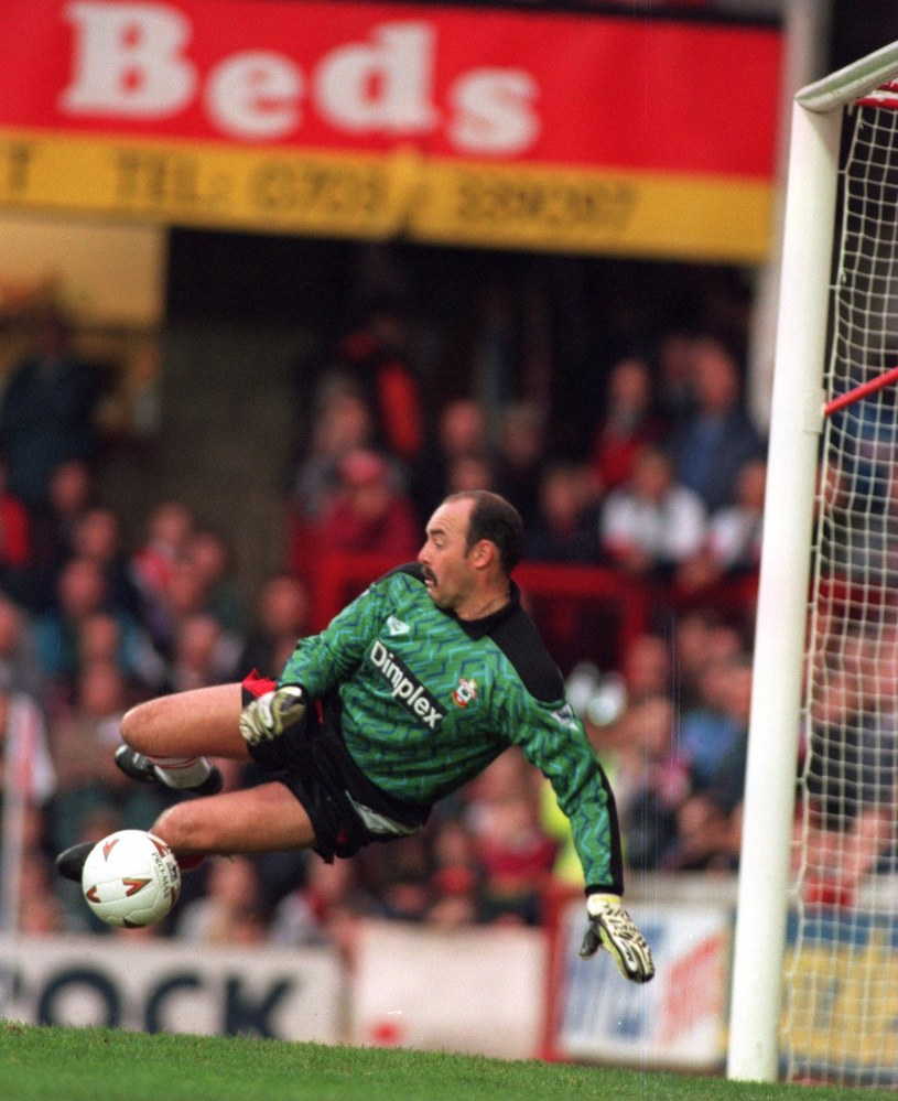 Legenda Liverpoolu Bruce Grobbelaar /Getty Images