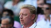 Legenda tenisa, a obecnie trener Novak Djokovic - Boris Becker