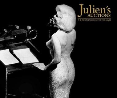 Legendarna suknia Marilyn Monroe na aukcji