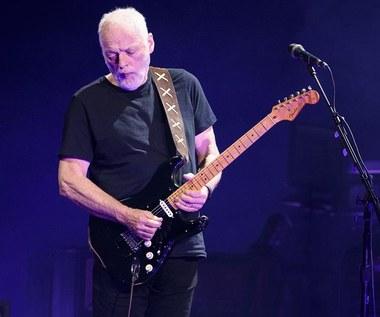 Legendarne gitary Davida Gilmoura na aukcji