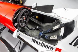 Legendarny bolid F1 na sprzedaż